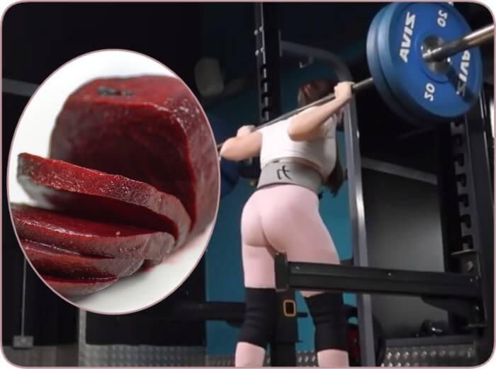 bienfaits de la betterave pour la musculation